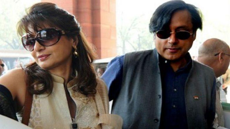 Sunanda Pushkar Death Case: Shashi Tharoor Denies 'Abetment to Suicide' Charge, Decries Delhi Police