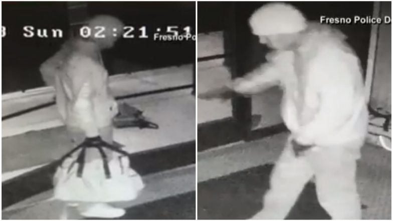 01:25Pop and Lock: California Robber Breaks Out Dance Moves During Heist