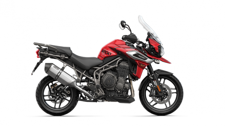 Triumph Tiger 1200 launched at Rs 17 lakh
