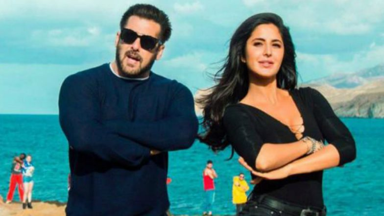 Salman Khan and Katrina Kaif's Swag Se Swagat Number Becomes The Most Viewed YouTube Song!
