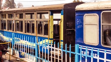 Neral-Matheran Toy Train Coach to be Renewed With Glass Ceiling