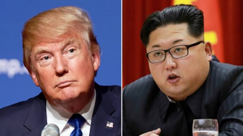 Donald Trump Hints June 12 North Korea Summit
