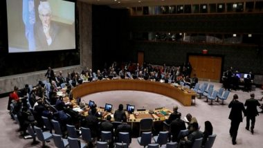 UN Security Council to Hold 'Closed-Door Meeting' on Kashmir Tonight After China's Request: Reports