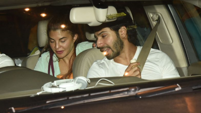 Sonam Kapoor-Anand Ahuja Wedding: Jacqueline Fernandez, Varun Dhawan and Arjun Kapoor Start Prepping for Sangeet - Watch Video