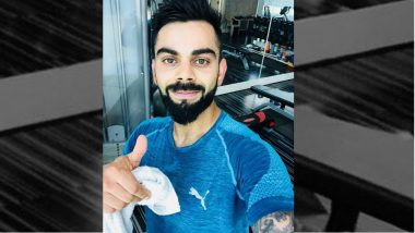 Virat Kohli Just Shared His Daily Regime and Now We Know How Indian Cricket Team Captain Maintains Fitness