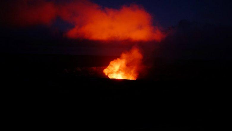US Soldier Falls Into Kilauea Volcano in Hawaii Islands, Rescued