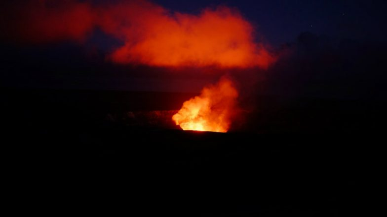 US Soldier Falls Into Kilauea Volcano in Hawaii Islands, Rescued