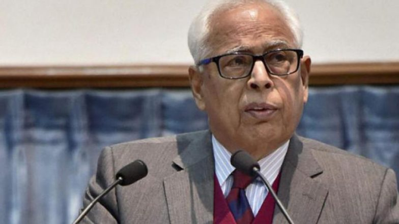 Ordinance for Death Punishment for Child Rapist Approved by Jammu and Kashmir Governor N.N Vora
