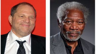 Harvey Weinstein To Surrender To Police, While Morgan Freeman Latest Hollywood Giant To Be Accused of Sexual Harassment