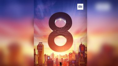 Xiaomi Mi 8, Mi Band 3 & MIUI 10 Launch Today; Watch LIVE Streaming & Online Telecast of Launch Event From China
