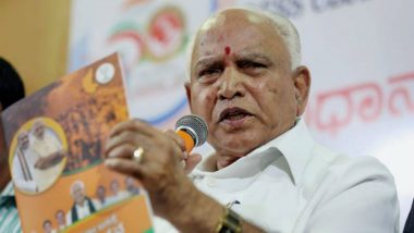 Congress-JDS Rebel MLAs to Return to Bengaluru After BS Yeddyurappa Takes Oath as Karnataka CM: Reports
