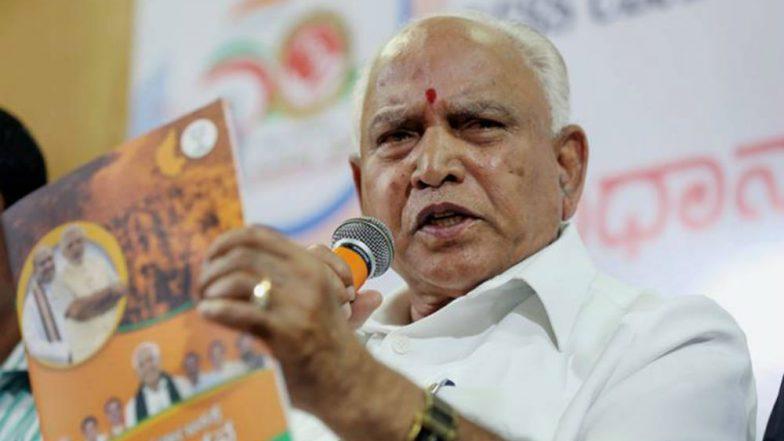 Karnataka Political Crisis: HD Kumaraswamy Has Lost Confidence of House, Should Resign, Says BJP Leader BS Yeddyurappa