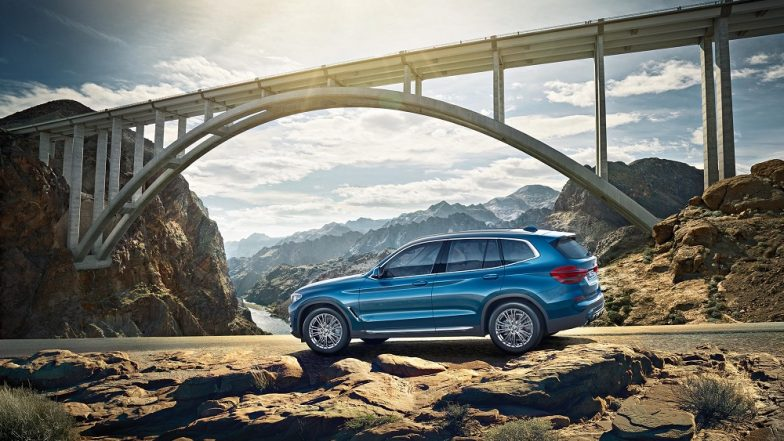 All New 2018 BMW X3 xDrive 30i Luxury Line Petrol Variant Launched; Priced in India at Rs. 56.90 Lakh