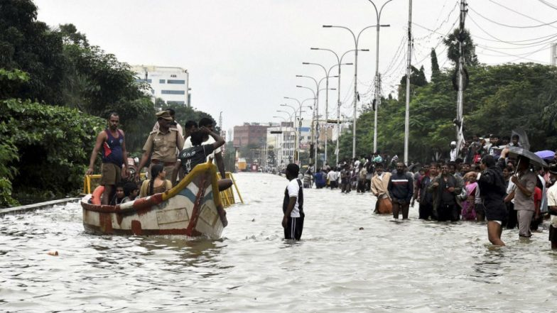 Weather Forecast by Google in India: Government to Team up With Tech Giant Google for Flood Forecasting to Help Inhabitants