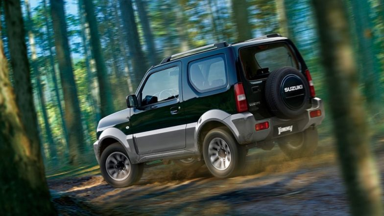 New Suzuki Jimny SUV Launching in Japan on July 5; India Launch Not Confirmed