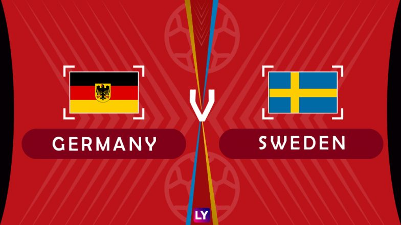 Germany vs Sweden Live Streaming of Group F Football Match: Get Telecast & Free Online Stream Details in India for 2018 FIFA World Cup