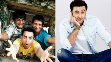 Ranbir Kapoor Wishes to be Part of 3 Idiots Sequel, Will Rajkumar Hirani Cast the Sanju Actor?