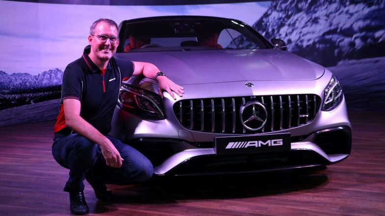 Mercedes AMG S63 Couple Launched in India; Priced at Rs 2.55 Crore