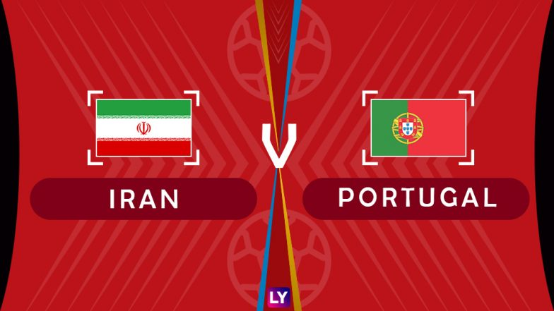 Portugal vs Iran Live Streaming of Group B Football Match: Get Telecast & Free Online Stream Details in India for 2018 FIFA World Cup