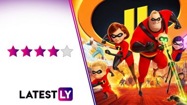 Incredibles 2 Full Movie in Hindi Available to Download