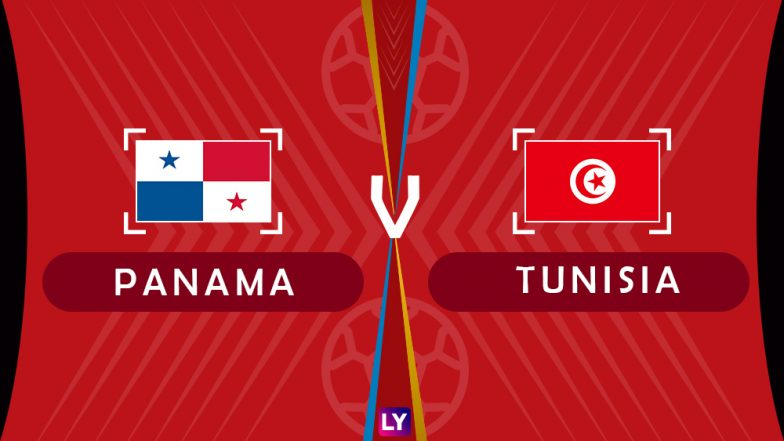 Panama vs Tunisia, Live Streaming of Group G Football Match: Get Telecast & Free Online Stream Details in India for 2018 FIFA World Cup