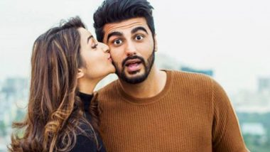 Namaste Englad Arjun Kapoor: There's is No Sense of Insecurity While Working With Parineeti Chopra!