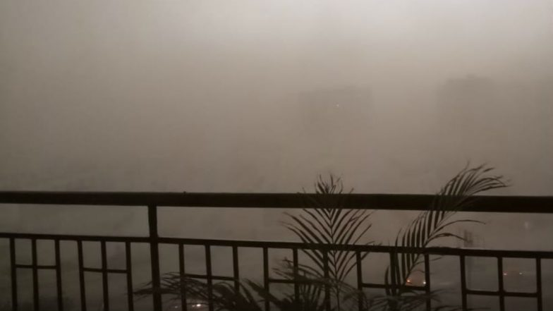 India's capital battered by dust storms as it awaits the rain
