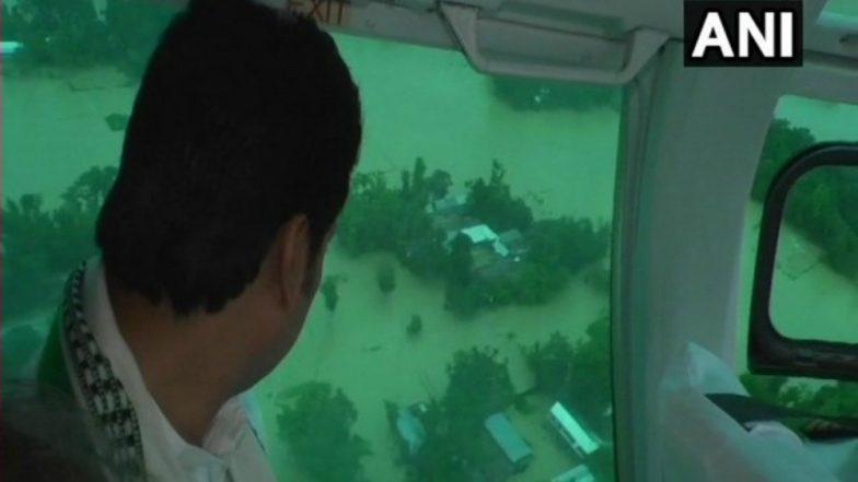 North East Floods: Tripura CM Biplab Kumar Deb Seeks Centre's Help for Rescue Operation