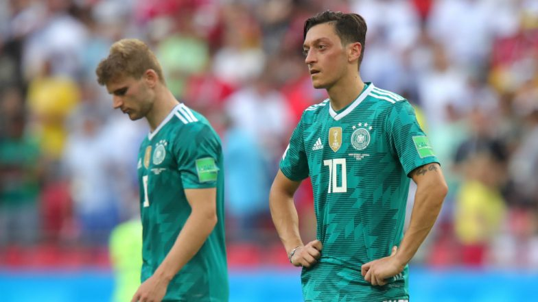 Germany vs South Korea Match Result and Video Highlights: Defending Champions Knocked Out of 2018 FIFA World Cup in Group Stage