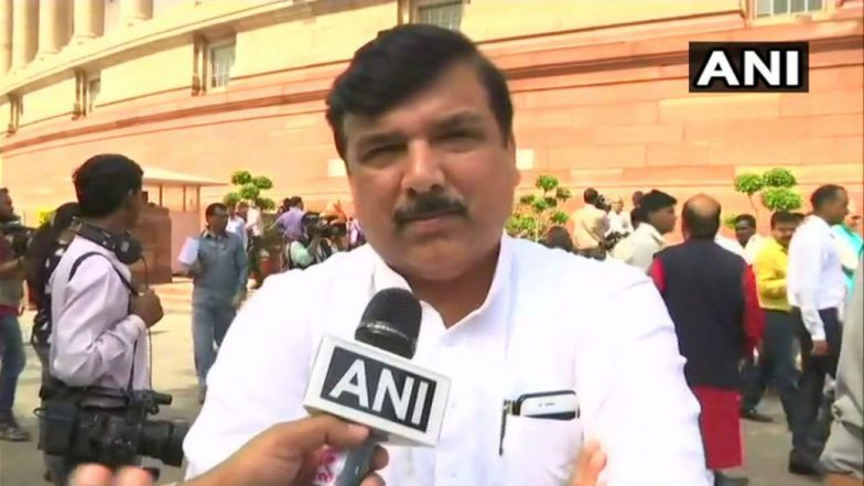 AAP MP Sanjay Singh Moves Delhi High Court Against Narendra Modi's 'Absenteeism' from Parliament