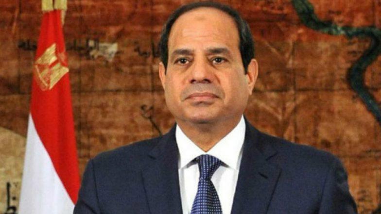 Egypt's President Abdel Fatah el-Sisi Swears in New Government