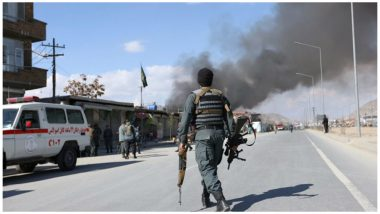 Taliban Attack an Afghan Forces Check Point in Ghazni Province, 13 Soldiers Killed