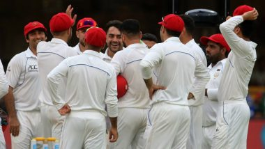 India vs Afghanistan First Test: India Win Toss, Elect to Bat Against Afghanistan at Bengaluru