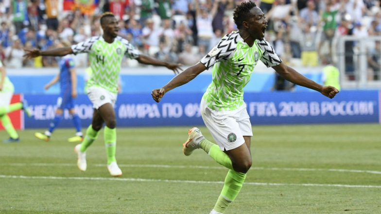 Nigeria vs Iceland Match Result and Video Highlights: Inspired Ahmed Musa Keeps Hopes Alive As Nigeria Defeat Iceland 2-0
