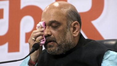 Amit Shah Diagnosed With Swine Flu, Admitted at AIIMS