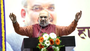 Amit Shah Birthday: Narendra Modi, Other Leaders Wish BJP President on His 54th Birthday