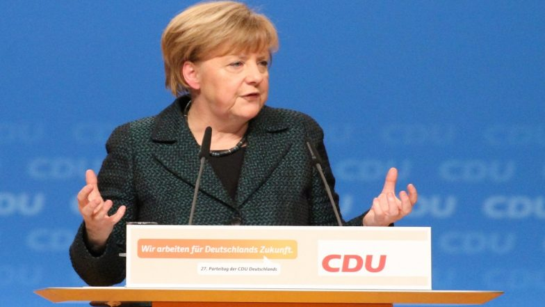 Germany's Angela Merkel's Government Threatened Over Migrant Policy
