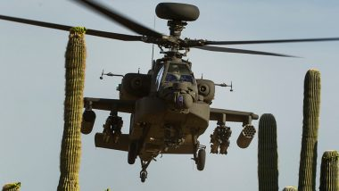Boeing Completes Delivery of Apache And Chinook Helicopters to India, Thanks IAF for 'Partnership'