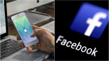 Apple Blocks Web-Tracking Tools Used by Facebook