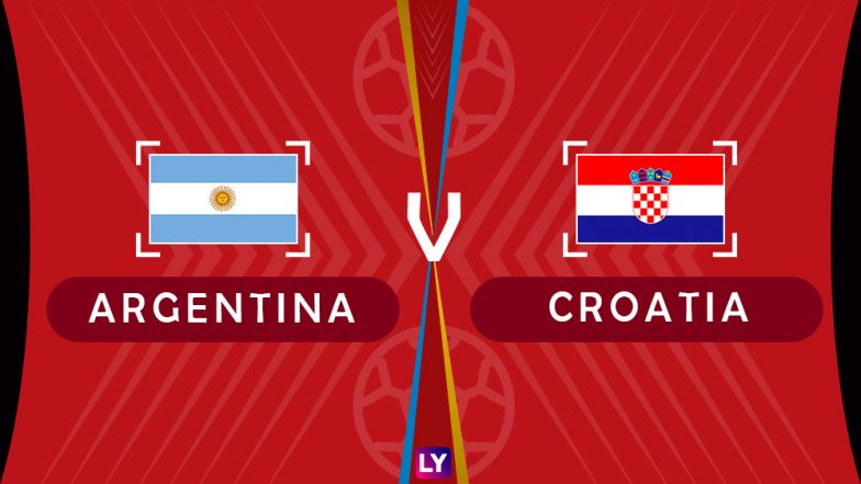 Argentina vs Croatia Live Streaming of Group D Football Match: Get Telecast & Free Online Stream Details in India for 2018 FIFA World Cup