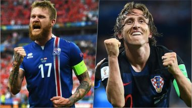 Iceland vs Croatia, 2018 FIFA World Cup Group D Match Preview: Start Time, Probable Lineup and Match Prediction