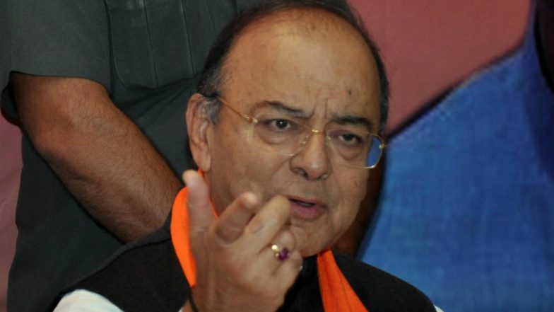 India Poised to Pip Britain to Become 5th Largest Economy Next Year: Arun Jaitley