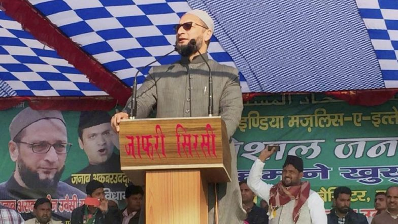 'Congress is Finished': Asaduddin Owaisi Fires Fury on Pranab Mukherjee Attending RSS Event