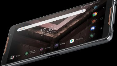 Asus ROG Phone With 8GB RAM & Snapdragon 845 SoC Is the Next Gaming Smartphone