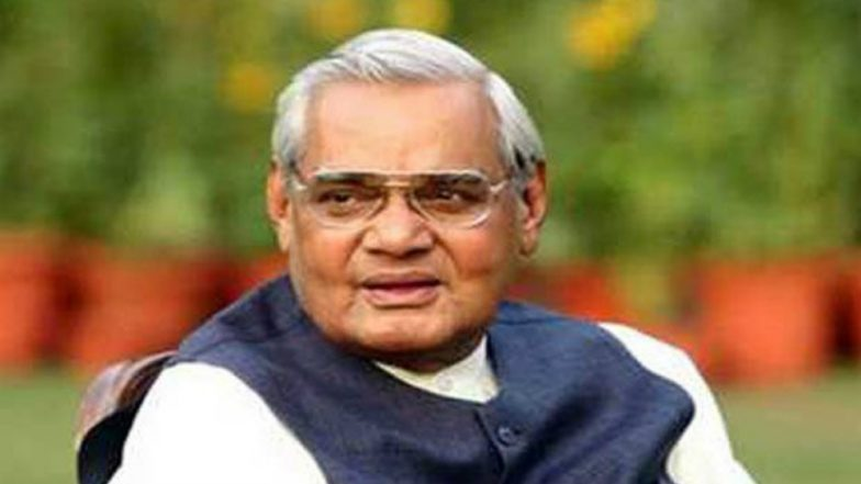 Former PM Atal Bihari Vajpayee Admitted to AIIMS, Condition Stable