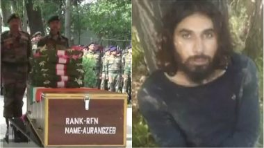 Watch: Indian Army Jawan Aurangzeb Told Terrorists About Encounters he was Part of in Last Video Before he Was Shot Dead