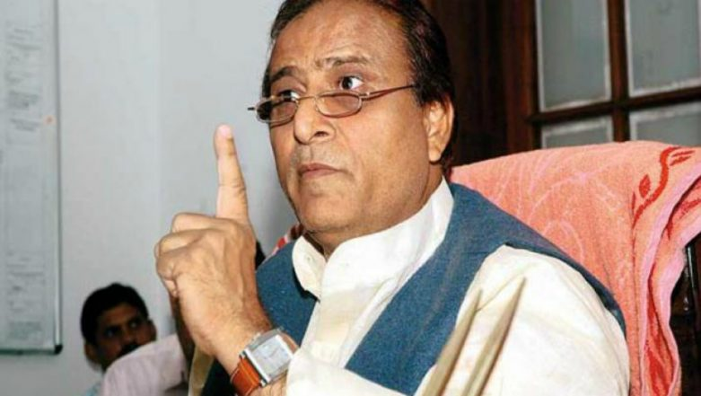 Azam Khan on 'Khaki Underwear' Comment Against Jaya Prada: I Will Not Contest Polls if Proven Guilty