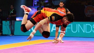 PKL 2018-19 Today's Kabaddi Matches: Schedule, Start Time, Live Streaming, Scores and Team Details of November 17 Encounters!