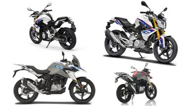 BMW G 310 R and BMW G 310 GS Bookings to Open From June 8; Expected Price, Features, Specifications