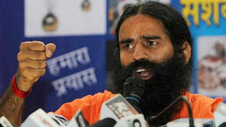 Fuel Price Hike: Baba Ramdev Says If Government Allows, He Can Give Petrol & Diesel to India at Rs. 35-40 per Litre